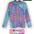 Batik Modern, Baju Batik Laki Laki, Model Baju Terkini, SMTKSW8
