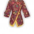 Model Batik Wanita, Toko Batik Online, Blus Batik, WKB408