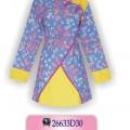 Busana Kerja Batik, Model Baju Terbaru, Baju Batik, HBEOKL3