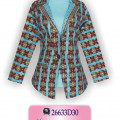 Baju Batik Online, Baju Batik Wanita, Butik Baju Batik, KBLA1