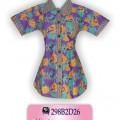 Batik Modern Online, Batik Murah, Motif Batik, KBLP5