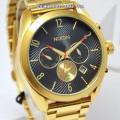 Original Nixon Bullet Chrono All Gold Black A36651000