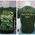 Kaos JEEP Willys US Army
