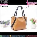 Tas Fashion Wanita - Shoulder Bag SB01 Brown