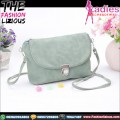 Tas Fashion Wanita - Mini Simple Green Slingbag
