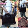 Tas Pria Import - Slingbag Leather 955