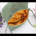 Tas Fashion Wanita - Mini Simple Green Slingbag