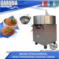 Mesin Penggoreng / pengering Abon ( Meat floss Fryer )