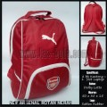 TAS BOLA NEW ARSENAL ROTAN 01 MERAH