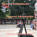 Jual Ring Basket Dorong Murah - Model SB Lokal