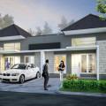 Sentul Alaya City Cadenza 78 Rumah Baru Satu Lantai Bogor Golf Sejuk  Gunung