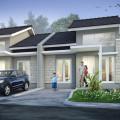 Rumah Baru Sentul Alaya Cluster Cadenza Satu Lantai Couple View Golf Gunung Sejuk