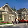 Rumah Tanpa DP Baru Nyaman Grand Depok City Cluster Anggrek 45 Sejuk