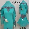 Gamis Majidah Mint