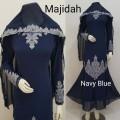 Majidah Navy Blue