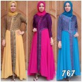 gamis dress NF-767