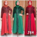 Gamis Dress NF-764
