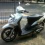 "Jual Yamaha mio smile 2011 *putih* cw "" like new jakarta """