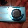 Jual Kamera Digital Casio Exilim EX-Z90 12MP Biru Muda