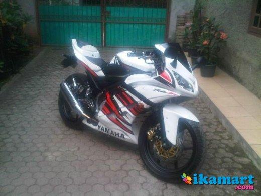 Jual Yamaha Vixion Full Modif R6 Like