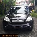 Honda New CRV 2009  2.4 AT. Dark Moca.Barang Pribadi RApi Terawata