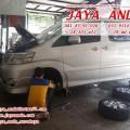 Perbaikan Kaki kaki mobil TOYOTA di Bengkel JAYA ANDA Surabaya