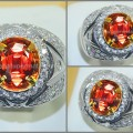 Sparkling Hot PADPHARASCHA Cristal No Heat - PP 076