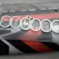 Gorden Tirai Kamar mandi Polyester Waterproof Harley Logo.180x180