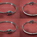 Gelang Holding Hands Stainless Steel