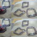 Gelang Harley Single Chain Stainless Steel