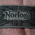 Sabuk Buckle Norton Rider