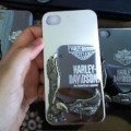 Casing IPhone 4 Harley Logo