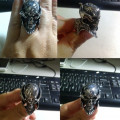 Cincin Spirits Skull Stainless Steel