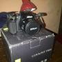 Jual Nikon coolpix p500 mulus