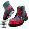 Sepatu Boots Safety Pria Pichboy Underground