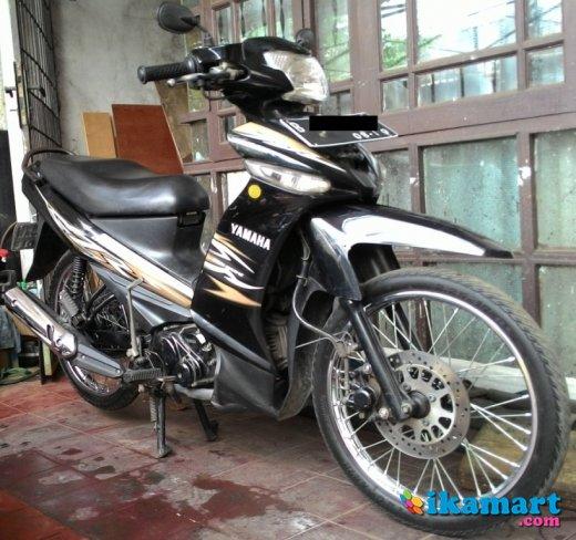 Jual Yamaha Vega Zr 2009 Hitam Terawat Motor Bekas Yamaha Vega Zr