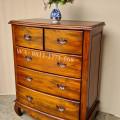 Chest of drawers kayu jati