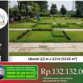 Kavling Type DOUBLE Pemakaman Muslim Al-Azhar Memorial Garden