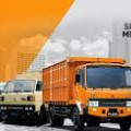 Dp RinganMobil Pendingin Thermoking Mitsubishi Colt Diesel Canter FE 71 110ps 4 Ban 2017