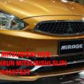 Paket KriditMitsubishi Mirage Exceed Putih 2013