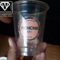 Sablon printing gelas cup , sablon printing papercup, vendor rekomend