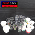 Gelas Thai Tea/Kopi Sablon/Printing (GELAS CUP KERTAS) 22oz