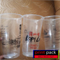 Sablon/Cetak Logo Gelas Thai Tea/Kopi (GELAS CUP KERTAS) 6.5oz