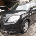 Chevrolet Orlando LT Matik Tiptronic 6 Speed pmk th 2013 asli Bali istimewa