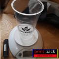 Sablon/Cetak Logo Gelas Thai Tea (GELAS CUP PLASTIK PP)12oz 7grm