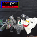 Gelas Thai Tea/Kopi Sablon/Printing (GELAS CUP KERTAS) 6.5oz