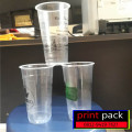 Cup plastik, paper cup, paper bowl, cup puding & botol (sablon)