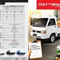 Harga Mitsubishi Colt T120SS Pickup  2017 Terbaru 003