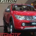 Dp RinganDIJUAL Mitsubishi Triton 2017   **