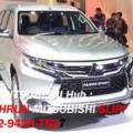 Promo Diskon Besar Mitsubishi Pajero Sport  2017 Terbaru 038